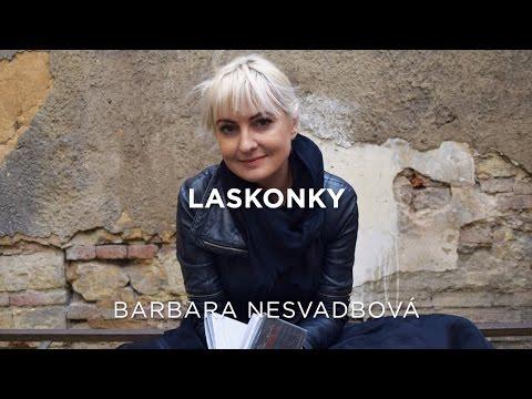 Barbara Nesvadbová představuje Laskonky + autorské čtení