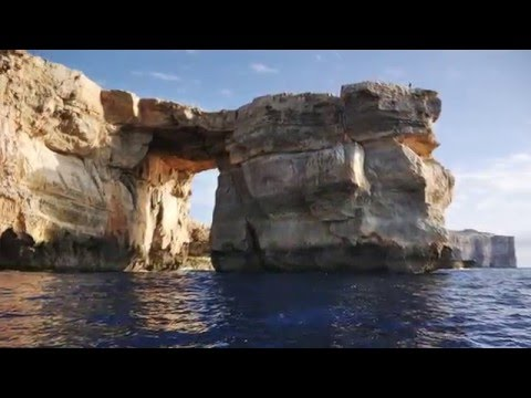Azure TV: Vlog 27 – The Azure Window in Gozo
