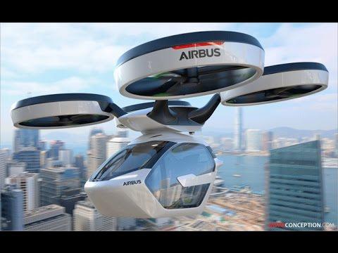Transportation Design:  'Pop.Up' Flying Car Concept