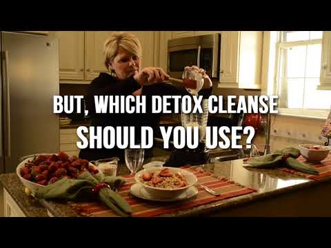 Find a Good Detox Cleanse