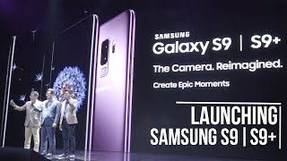 Launching Samsung Galaxy S9 Indonesia