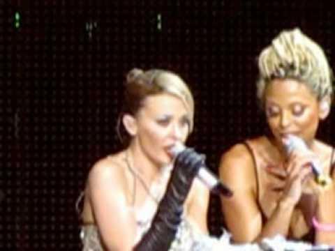 Kylie Minogue Santa Baby X tour Melbourne 22-12-2008
