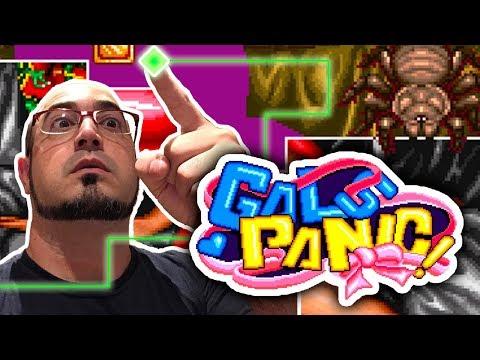 Gals Panic (1P) (Arcade)