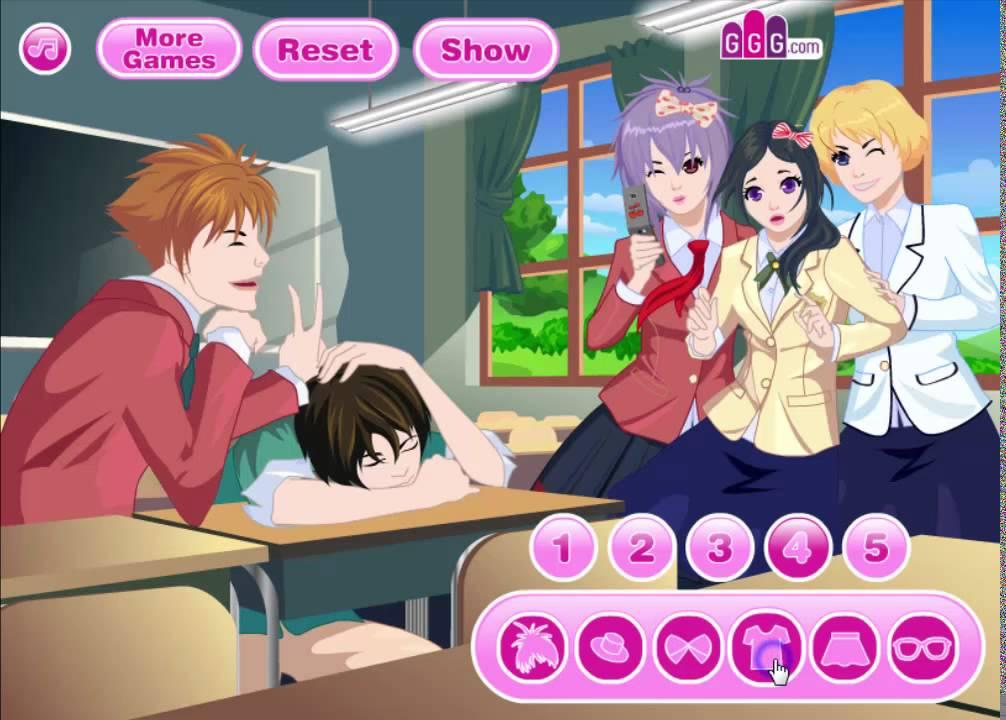 mobile+anime+dress+up+games
