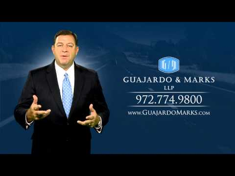 Visit www.guajardomarks.com to get expert answers to your questions about car accidents, truck wrecks, vehicle defects, wrongful death and any other personal injury questions you may have.  If you...