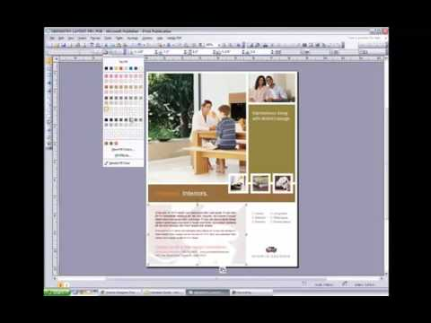 Instructions for Editing a Graphic Design Template