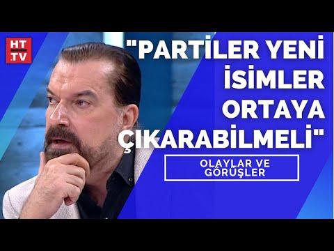 """SONAR Başkanı Hakan Bayrakçı: """"Partiler yeni isimler ortaya çıkarabilmeli"""""""