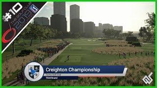 THE GOLF CLUB 2019 | PGA Tour Career | EP. 10 | Creighton Championship 3rd Round