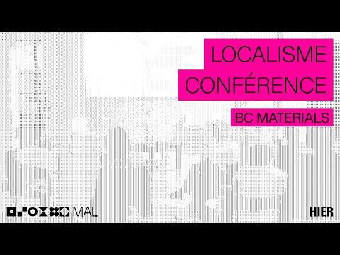 Localisme : BC MATERIALS