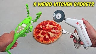8 Weirdest Kitchen Gadgets put to the Test