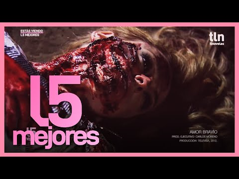 Personajes de telenovela que terminaron desfigurados | Las 5 Mejores