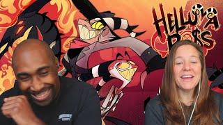 HELLUVA BOSS - The Harvest Moon Festival  S1: Episode 5 - Reaction