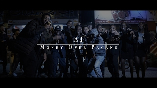 AJ - Money Over Pagans [Music Video]   First Media TV