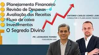 01/04/20 - O Segredo Divino - Pr. Adriano Camargo