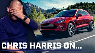 Chris Harris on... the Aston Martin DBX | Top Gear