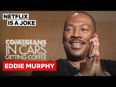 Jerry Seinfeld & Eddie Murphy Debate The Funniest Comedian Of All Time   Netflix Is A Joke