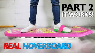 HOVERBOARD TEST! (PART 2/2)