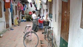 Cuộc sống khó khăn của công nhân ở khu công nghiệp Bắc Thăng Long, TP Hà Nội
