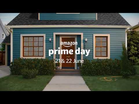 amazon.co.uk & Amazon Voucher Codes video: Amazon Prime Day - 21 & 22 June