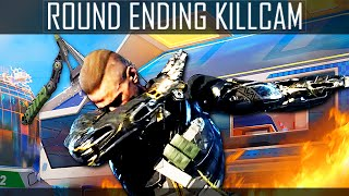 Black Ops 3 Funny Killcams! -  (Winners Circle Killcam, Across Map, Funny Moments)