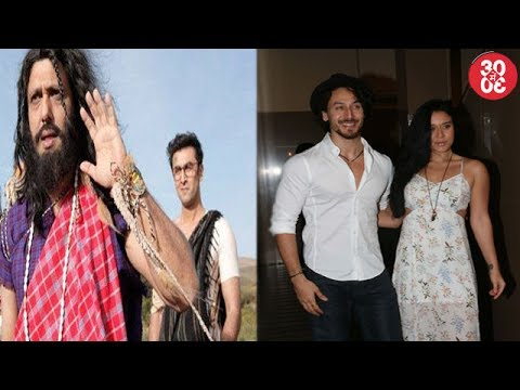 Govinda Feels Cheated Post 'Jagga Jasoos',Tiger,Niddhi,Sooraj Attend 'Munna Michael' Screening