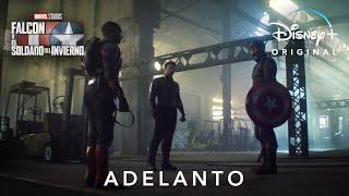 Falcon y el Soldado del Invierno | Adelanto Oficial Doblado | Marvel Studios