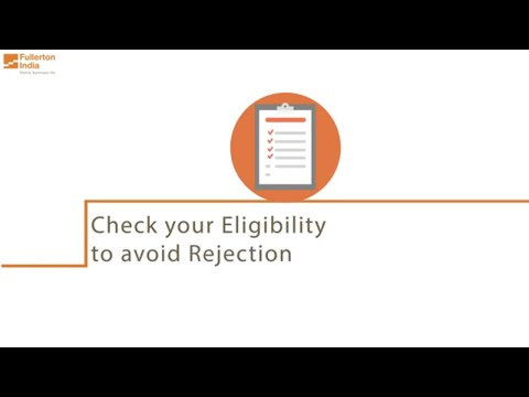 Personal Loan Eligibility Calculator | Eligibility Calculator for Personal Loan by Fullerton India