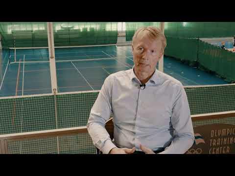 Tapio Korjus: Urheilun olosuhteet Kuortaneen urheiluopistolla