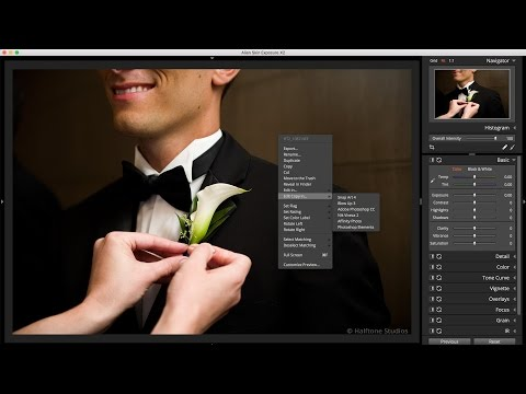 Exposure X2 Editing - Adding External Editors