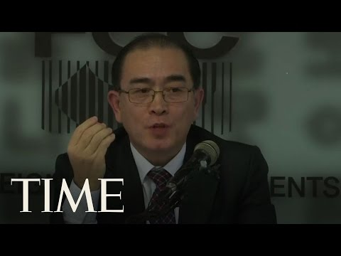A High-Ranking North Korean Defector Says The Kim Regime's Days Are 'Numbered'   TIME