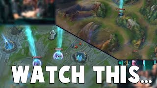 WATCH ADRENALINE RUSH IN LEAGUE OF LEGENDS...THAT Ending | Funny LoL Series #552 - YouTube