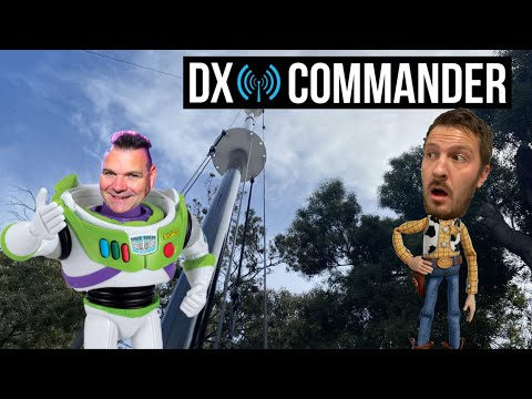 Chatting with the DX Commander, Callum M0MCX!