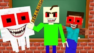 Monster School : SEASON BECAME VILLAIN EVIL - RIP Minecraft Animation