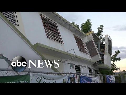 6.4 earthquake hits Puerto Rico leaving 1 dead, multiple injured l ABC News