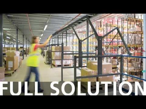 Avanta UK Ltd Mezzanine Floor & Racking Co.