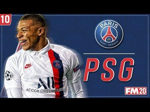 KNOCKOUT! FOOTBALL MANAGER 2020 - Paris Saint-Germain #10