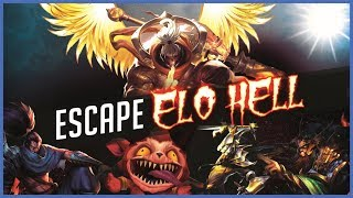 The FASTEST Way to ESCAPE ELO HELL as Jungle! | Skill Capped