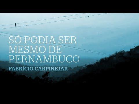 Uma resposta para Alexandre Frota: Só podia ser mesmo de Pernambuco