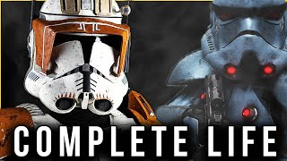 Commander Cody CC-2224   The COMPLETE LIFE Story   (Canon & Legends)