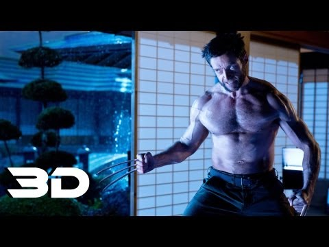 The Wolverine - Official Trailer In 3D (2013) Marvel