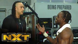 NXT 11/18: Leon Ruff Wants Respect