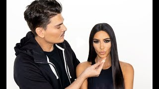 KKW Beauty Glam Bible Smokey Volume I