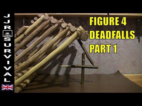 FIGURE 4 DEADFALL TRAP 1
