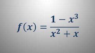 Racionalna funkcija 18