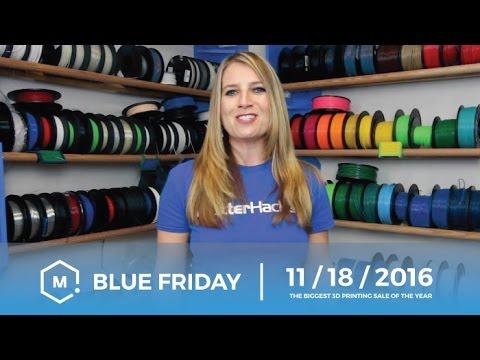 Blue Friday 2016
