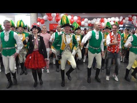 Weiberfastnacht, Karneval in der KSK Pulheim