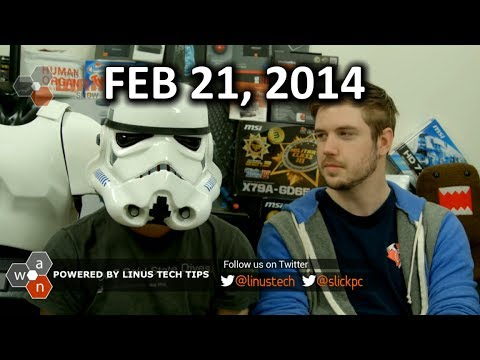 The WAN Show: VALVE SPYING ON US?? GTX 750 Ti Launch - Feb 21st, 2014 - Smashpipe Tech