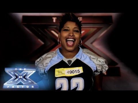 Yes, I Made It! Lorie Moore - THE X FACTOR USA 2013 - Smashpipe Entertainment