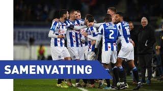 Samenvatting sc Heerenveen - Vitesse (19/20)