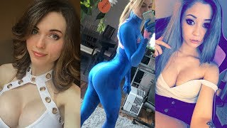 ➤ ULTIMATE Hot Twitch Girl Moments #08 2017 (HD) feat. STPach, Amouranth..